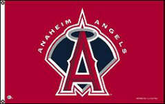 Flag of the Anaheim Angels